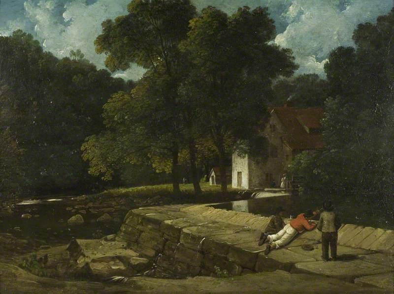 The Snuff Mill, Stapleton