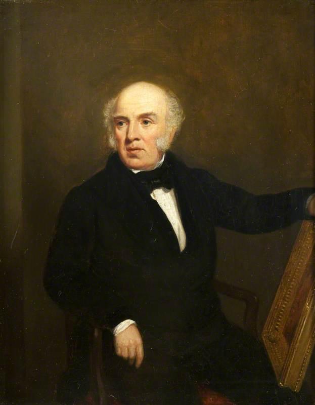 Mr George Burge, Sugar Refiner, of Bristol