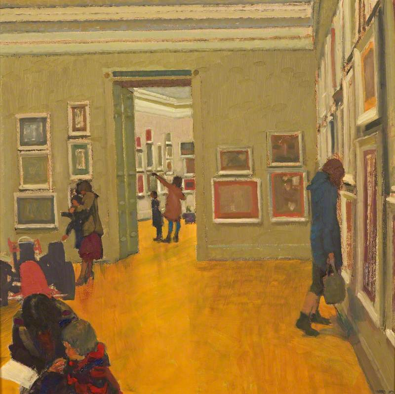 National Exhibition of Children's Art, Royal West of England Academy