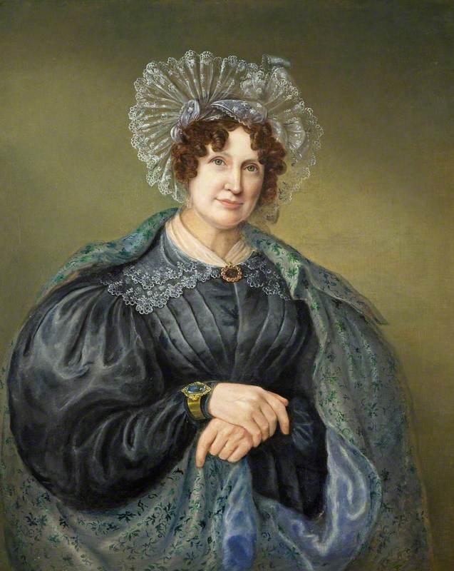 Mrs Ellen Sharples