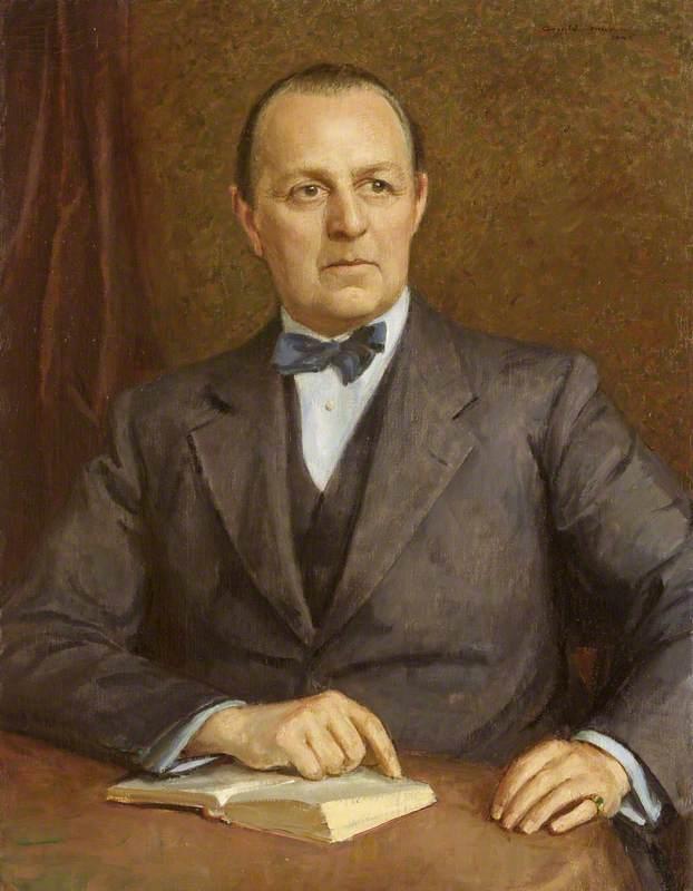 Gerald Harry Beloe, Master (1922), Treasurer (1932–1944)