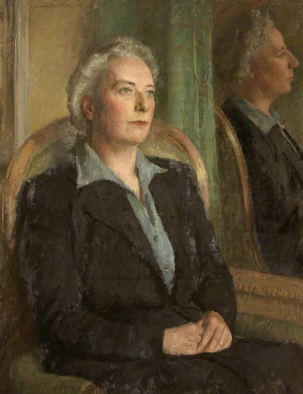 Miss G. E. Whitaker, Secretary (1917–1957)