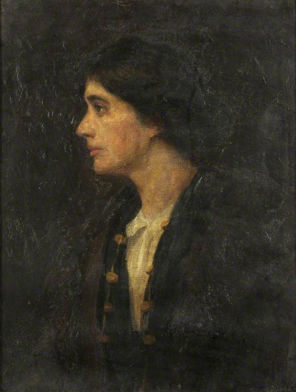 Edyth Aline (c.1872–1956),  Mrs Arthur Applin (?)