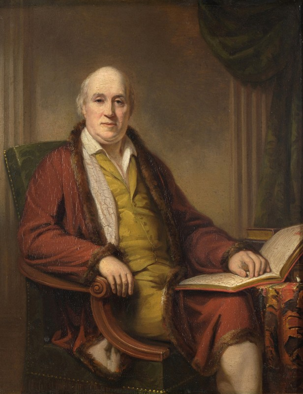 Richard, Seventh Viscount Fitzwilliam of Merrion