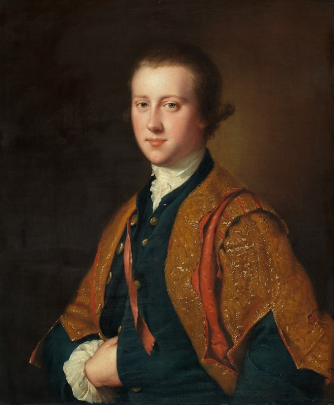 The Honourable Richard Fitzwilliam, Seventh Viscount Fitzwilliam of Merrion