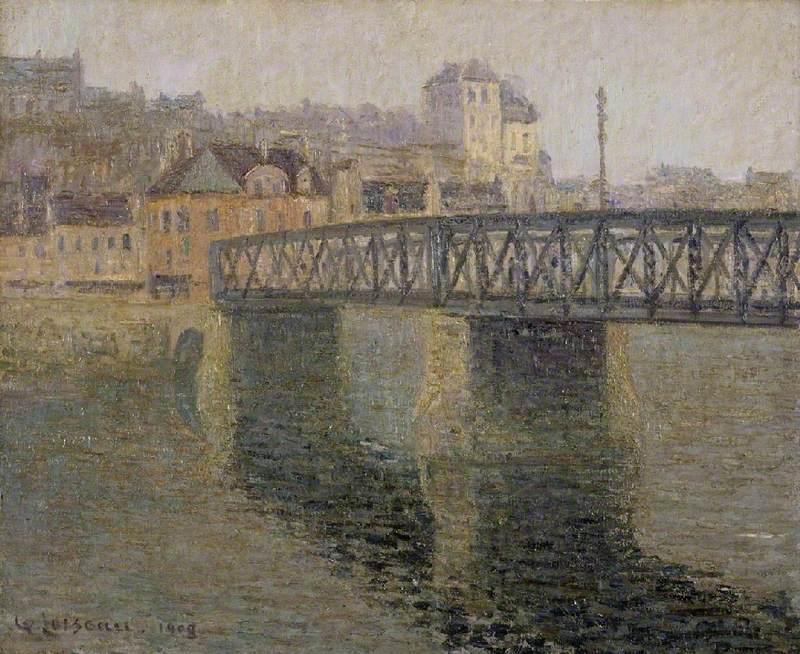 The Iron Bridge, St Ouen