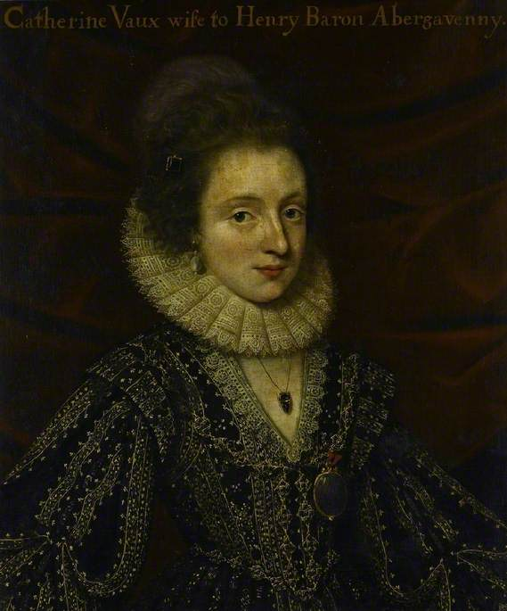 Catherine Vaux, Lady Abergavenny