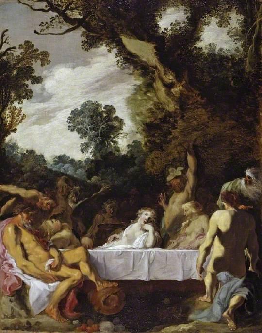 A Bacchanalian Feast