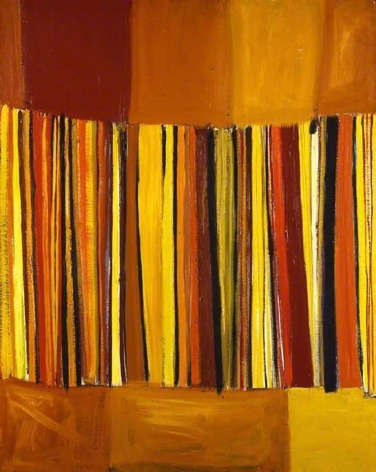 Orange and Yellow Verticals
