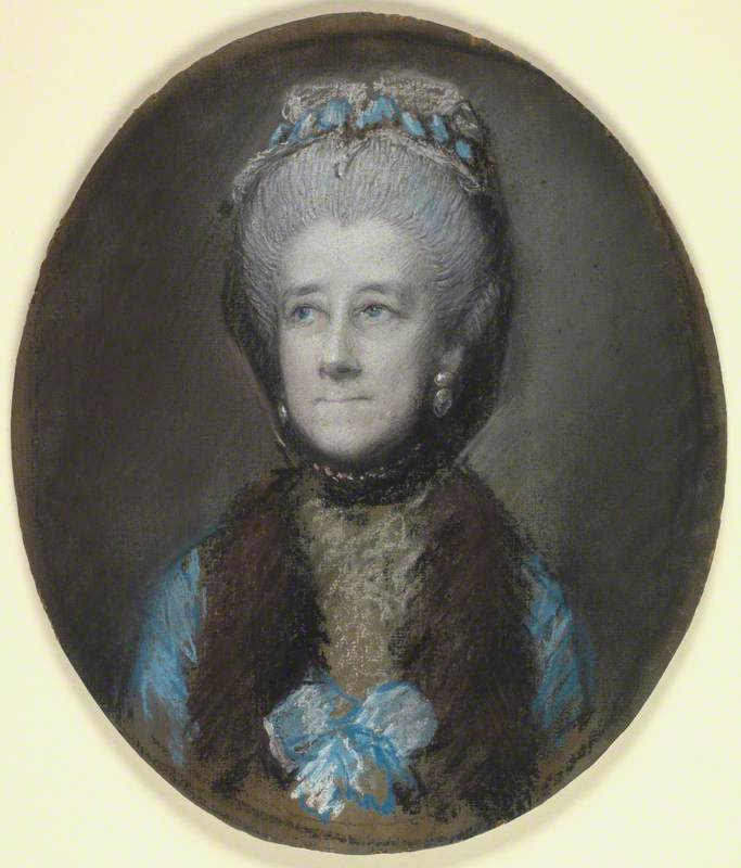 Gertrude Leveson-Gower (1715–c.1794), 4th Duchess of Bedford