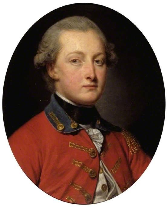 George Augustus Herbert, Eleventh Earl of Pembroke (1759–1827)