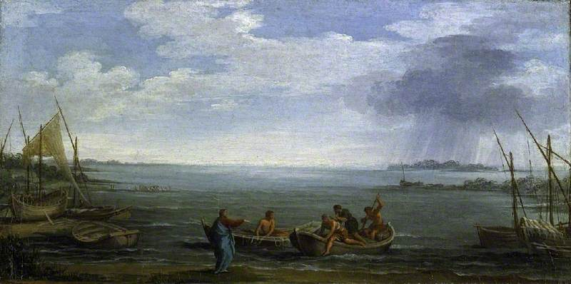 The Calling of St Peter and St Andrew