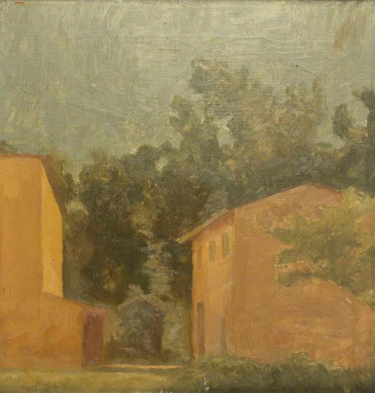 Landscape near Bologna