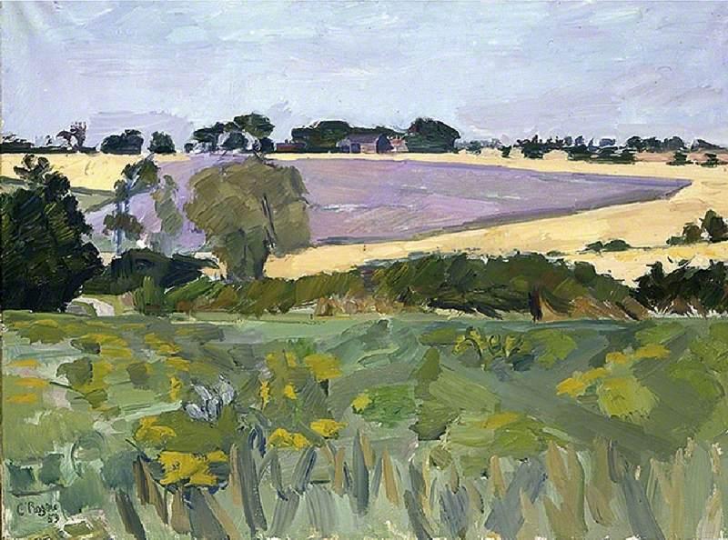 Clover Field, Somerton, Suffolk