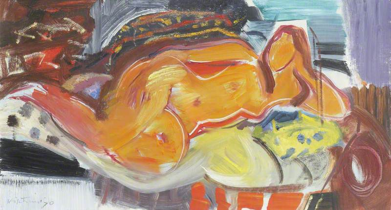 Reclining Nude
