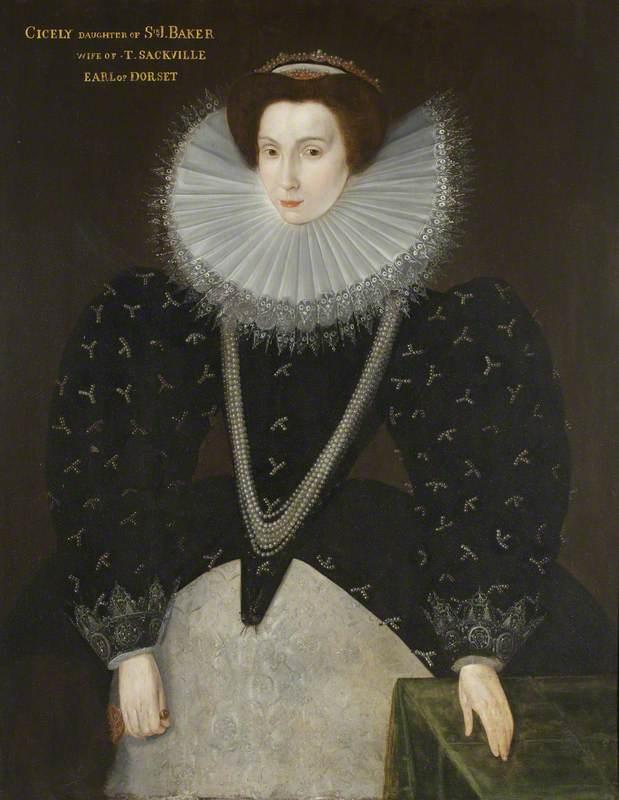 Cicely, Lady Buckhurst, Countess of Dorset