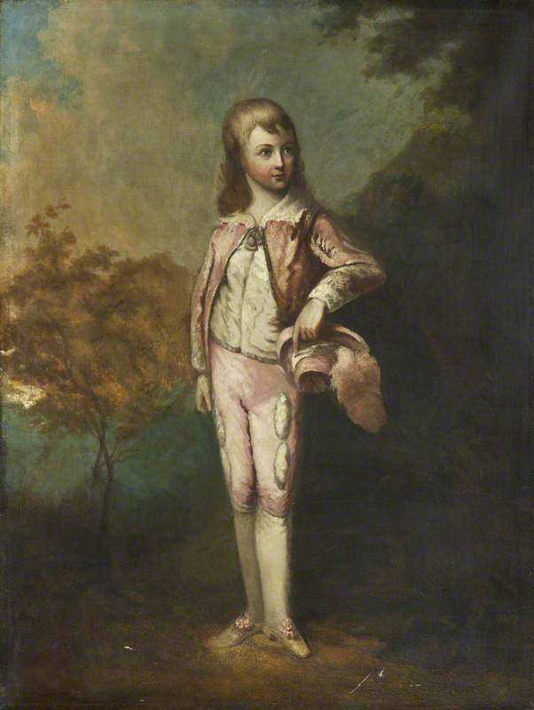 Henry Tufton (1775–1849), 11th Earl of Thanet