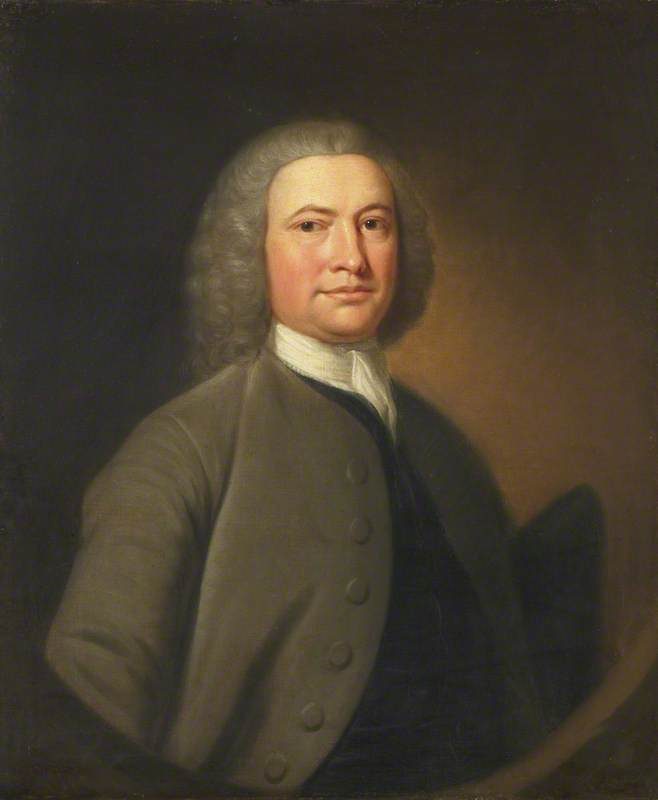 Dr John Atkinson of Troutbeck (1711–1783)
