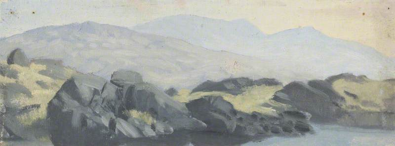 View of Coniston Fells