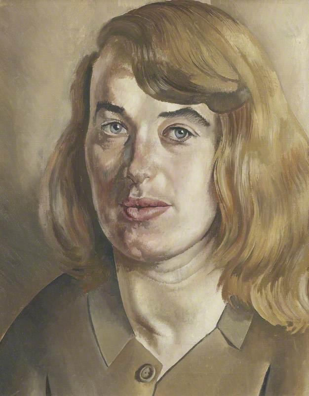 Portrait of Daphne Charlton