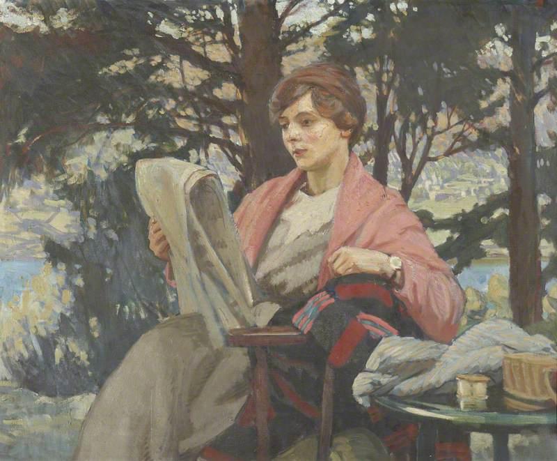 Barbara Collingwood Reading Casualties