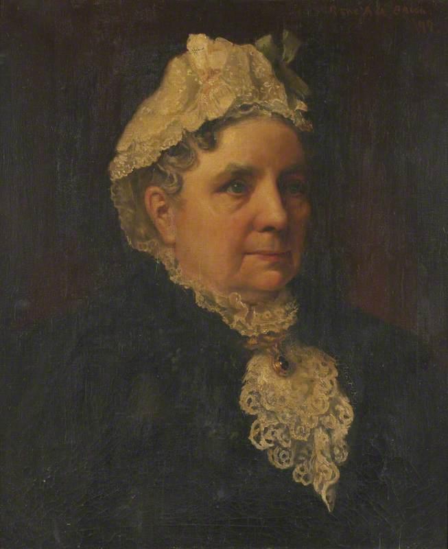 Eleanor Mary Fothergill