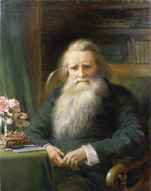 John Ruskin (1819–1900)