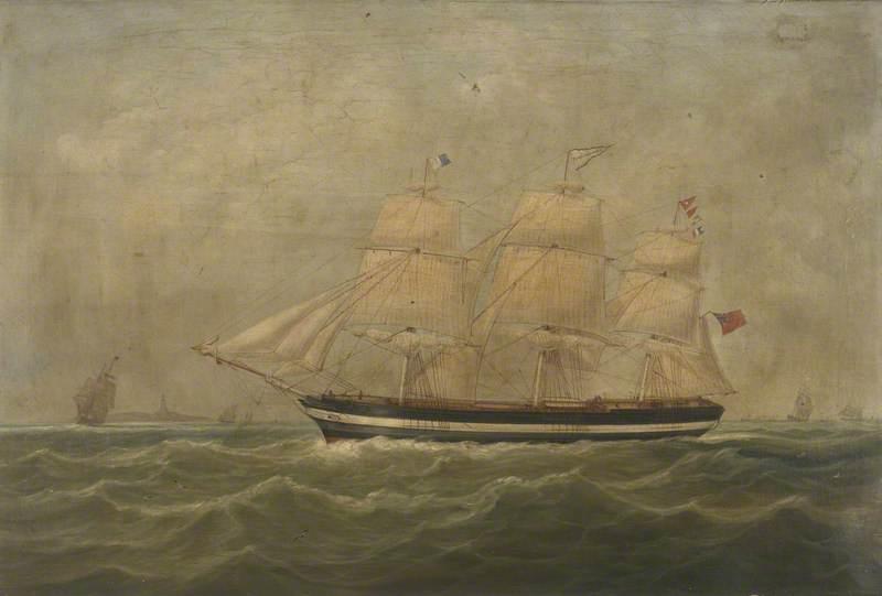 Sailing Ship 'Florence Nightingale'
