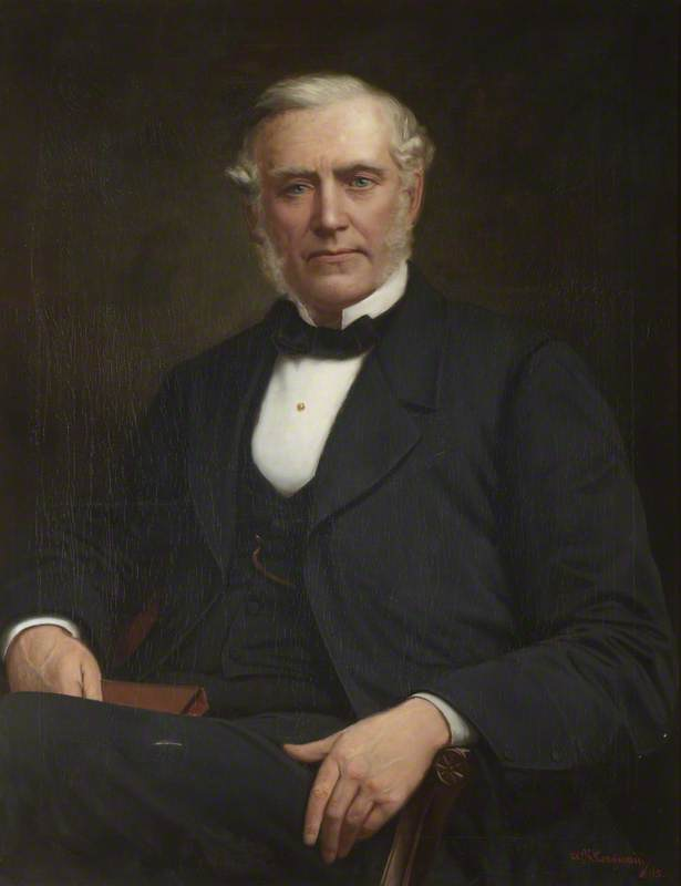 James Thompson, Mayor of Kendal (1871–1872 & 1872–1873)