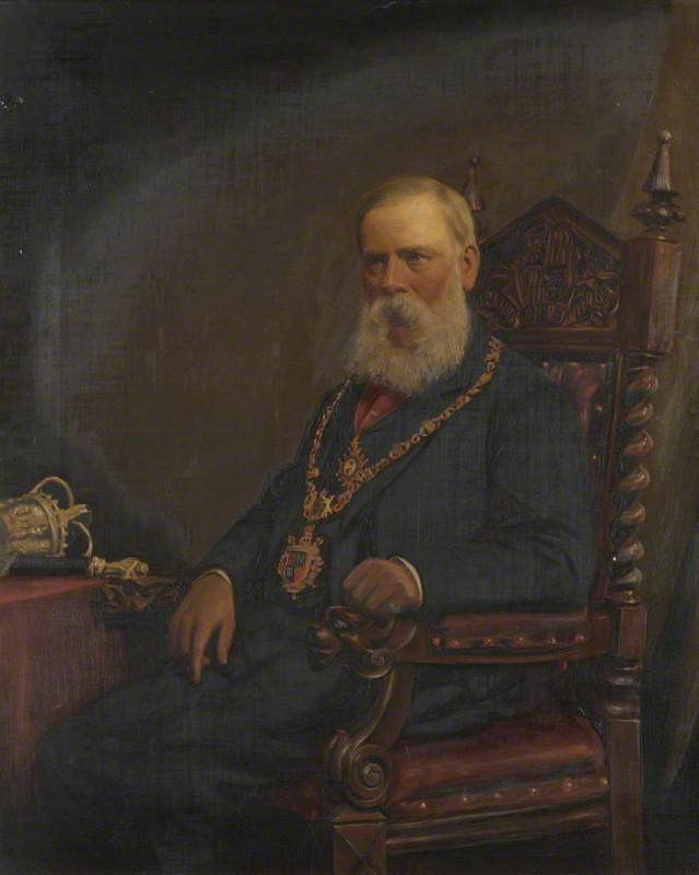 William Willison, Mayor of Kendal (1878–1879)