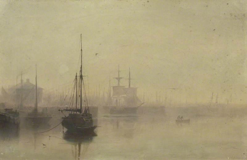 Tyne Dock; Twilight