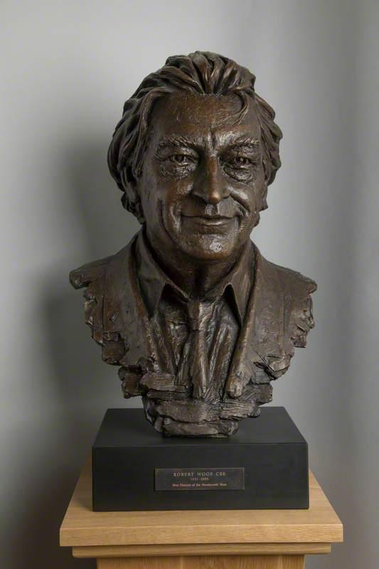 Dr Robert Woof (1931–2005)