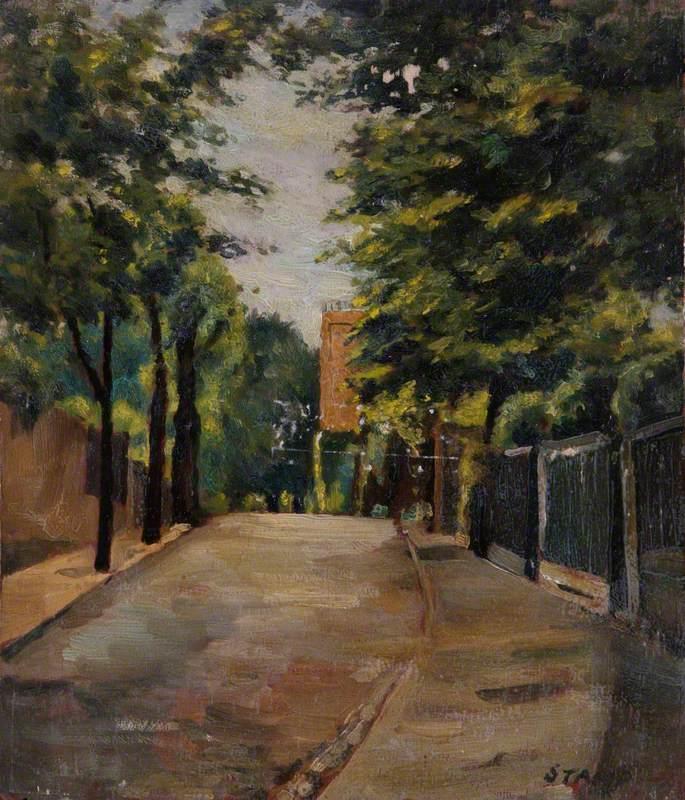The Grove, Hampstead, June