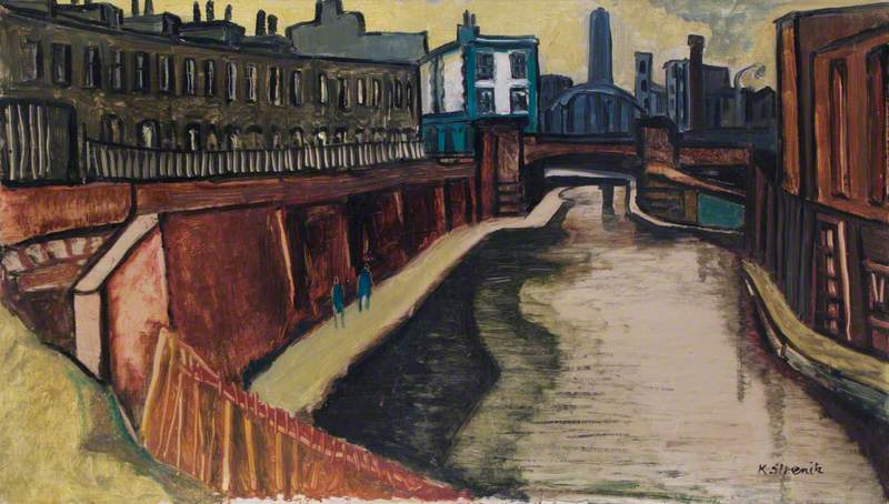 Camden Town, Regent's Canal