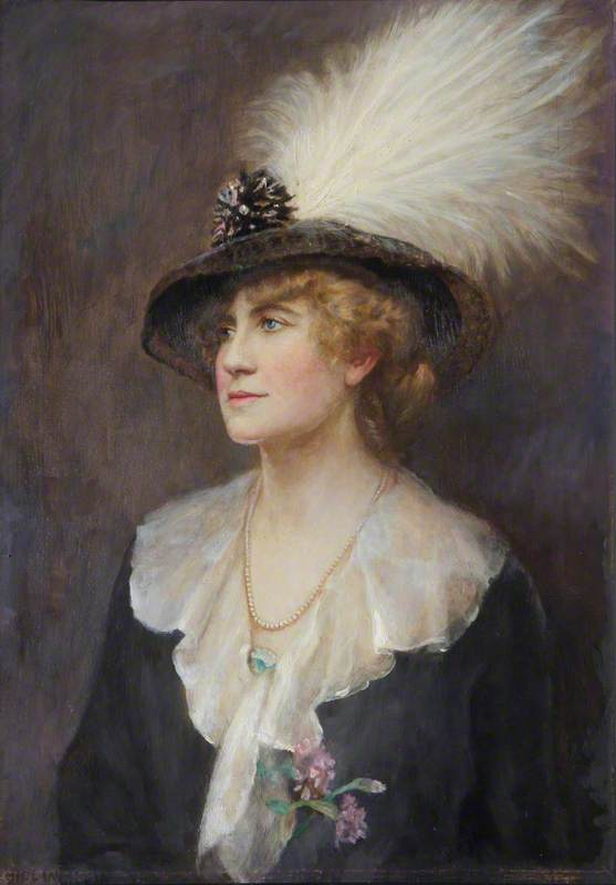 Lady Lever, née Beatrice Hilda Falk (1873–1917)
