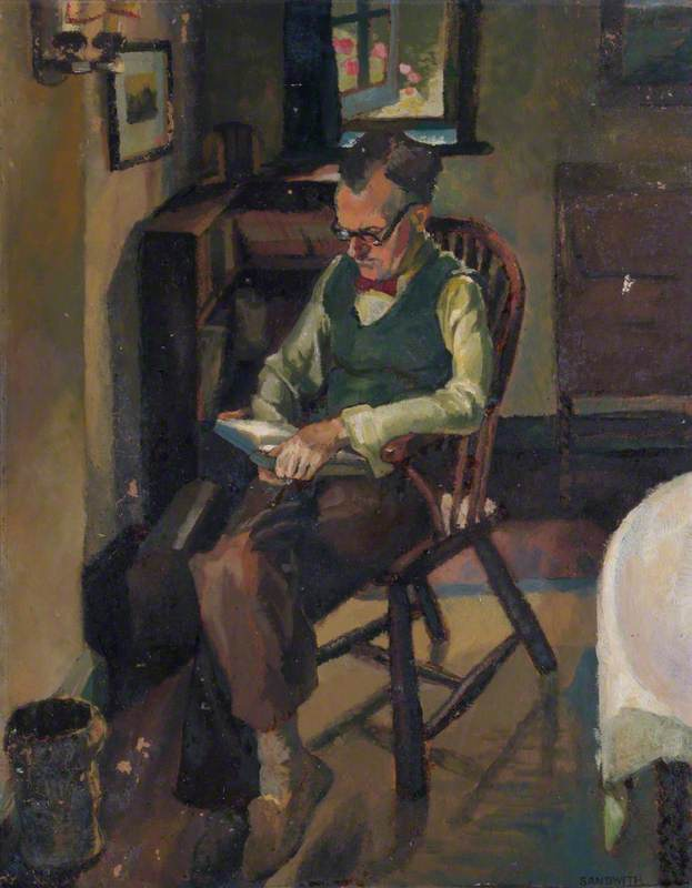 Francis Sandwith, Reading