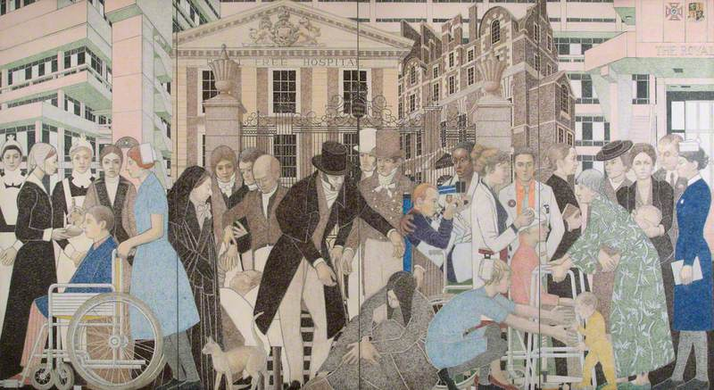 History of the Royal Free Hospital and School of Medicine