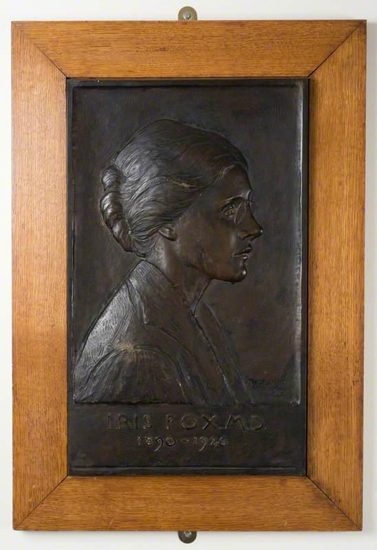 Iris Fox (1890–1926), MD