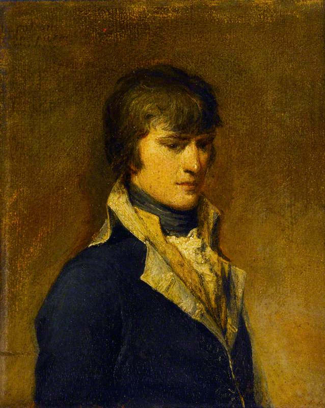 Napoleon Buonaparte in His 29th Year, Painted at Verona
