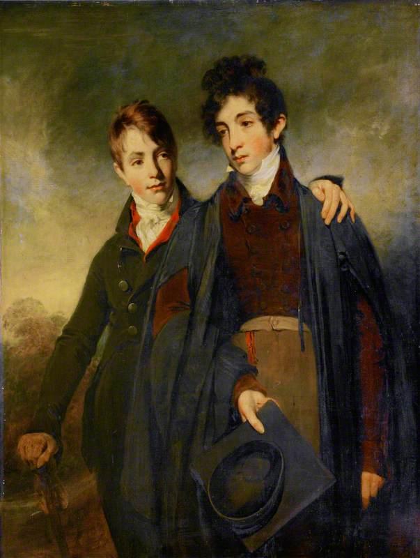 John Soane Junior and George Soane