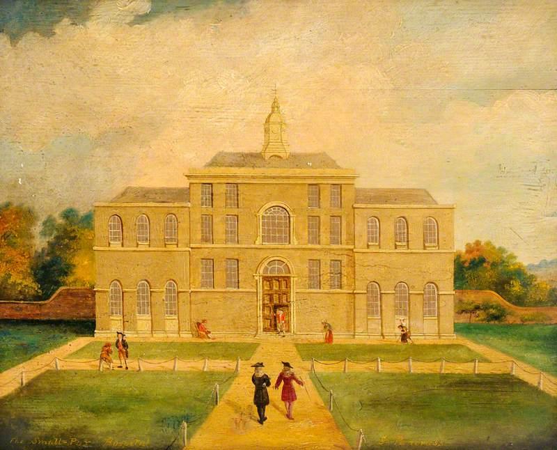 St Pancras Smallpox Hospital, London