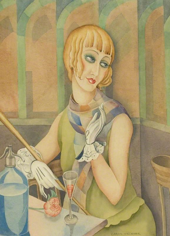 Lili Elbe (?)