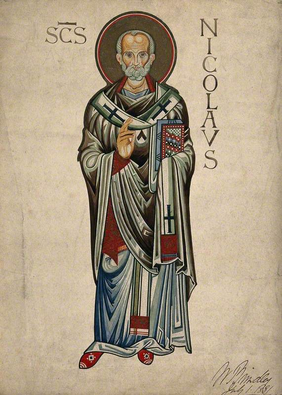 Saint Nicholas of Myra and Bari