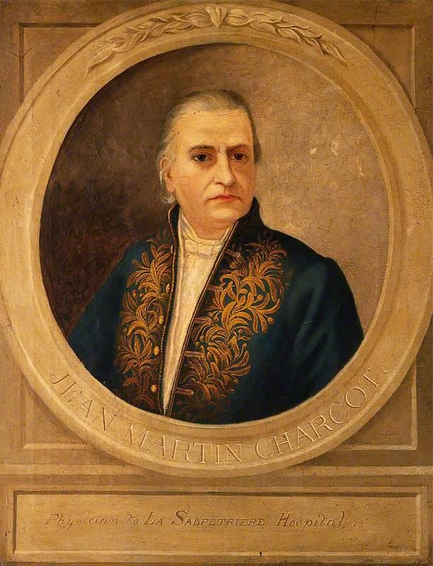 Jean-Martin Charcot (1825–1893)