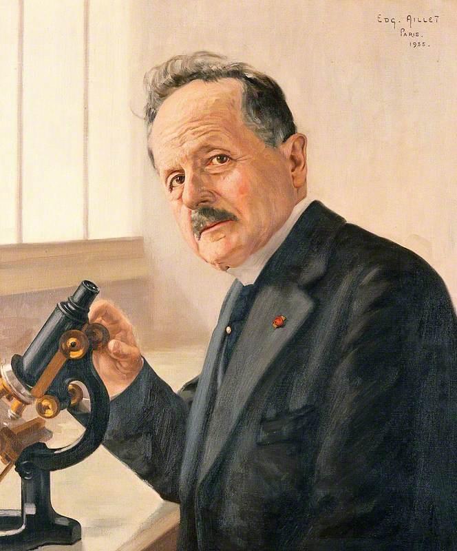 Jean Hyacinthe Vincent (1862–1950), Bacteriologist
