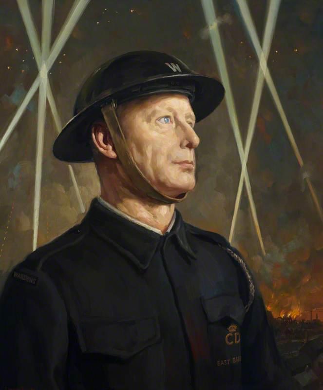 H. Gordon Jackson, Master (1943–1950)
