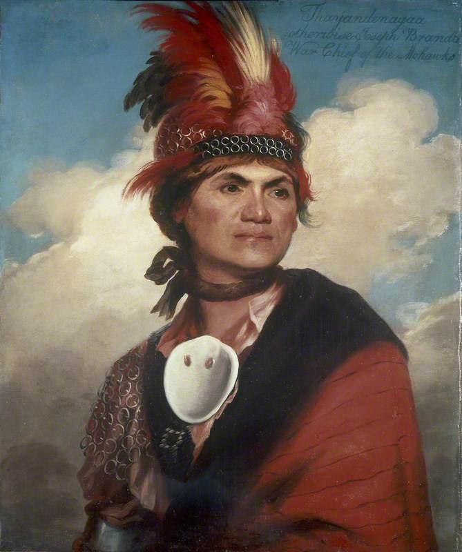 Thayendanegea (Joseph Brant, c.1743–1807)