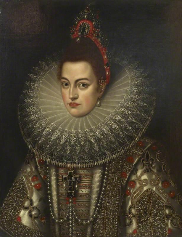 Isabella Clara Eugenia of Austria (1566–1633), Infanta of Spain