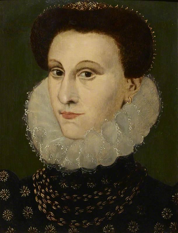 Mary Tudor (1516–1558), as Princess