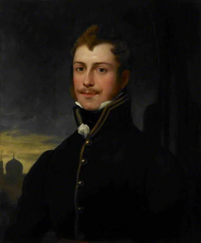 Claudius James Rich (1786/1787–1821)